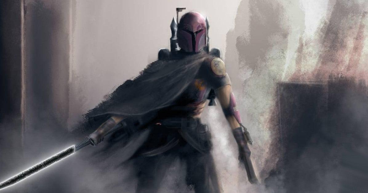 Star Wars Mandalorian Season 2 Jedi DarkSaber By DarthTemoc