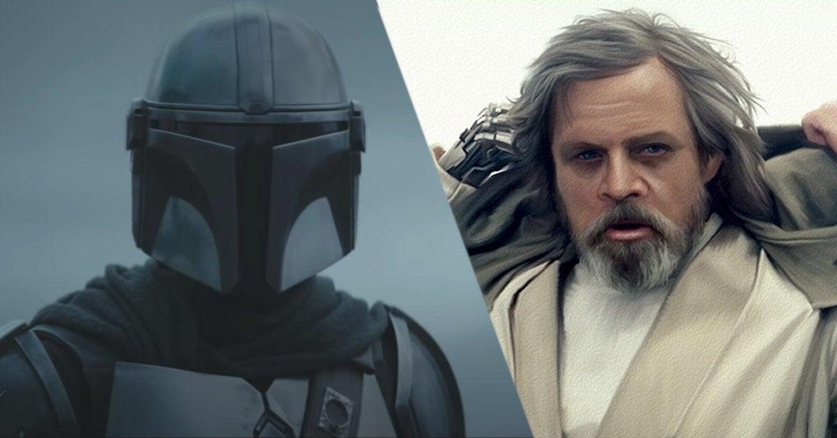 Star Wars Mandalorian Season 2 Mark Hamill Luke Skywalker