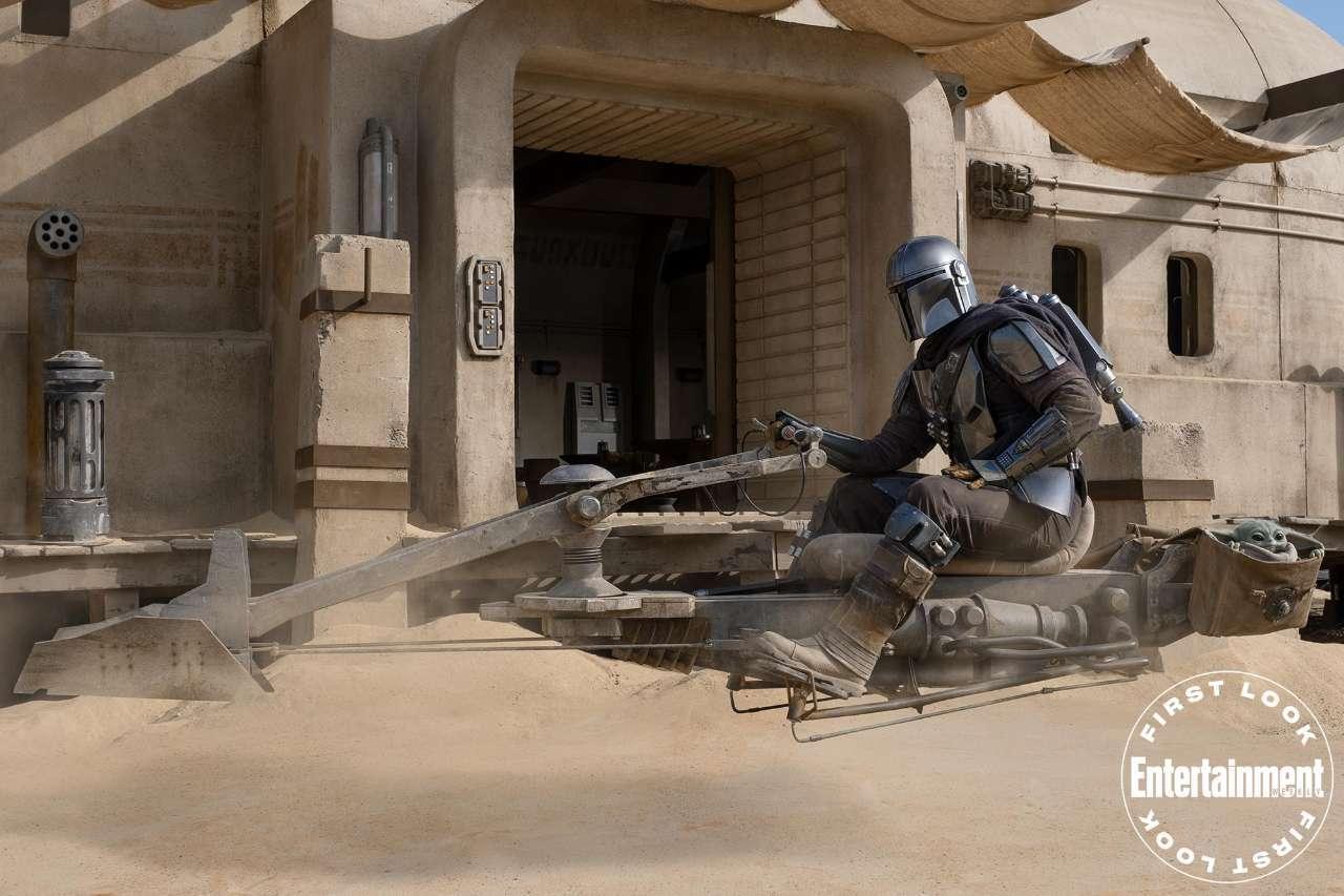 Star wars mandalorian season 2 photo3