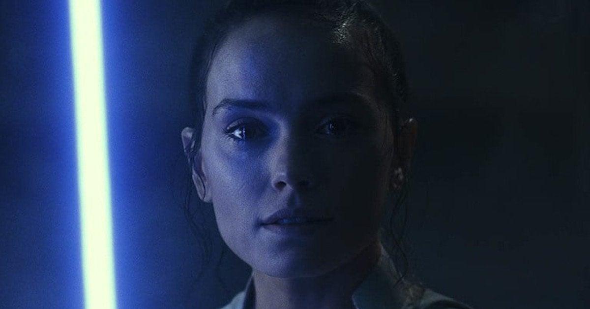 Star Wars Rey Daisy Ridley