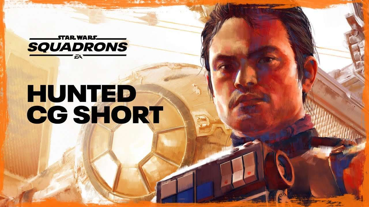 Star Wars Squadrons Hunted Short