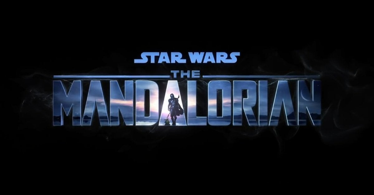 star wars the mandalorian season 2 logo
