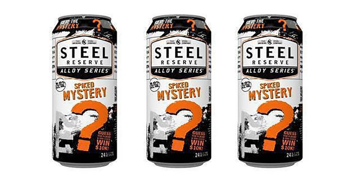 steel reserver alloy series mystery flavor contest