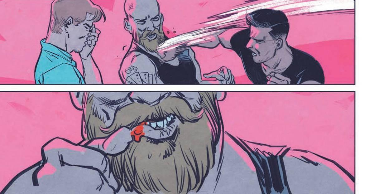 Stillwater #1 Review - Bar Fight