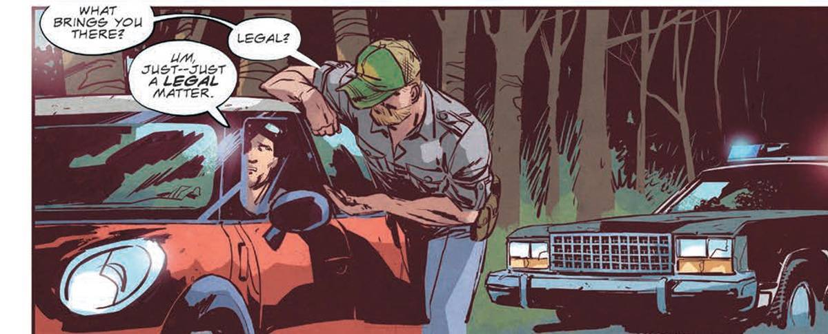 Stillwater #1 Review - Sheriff