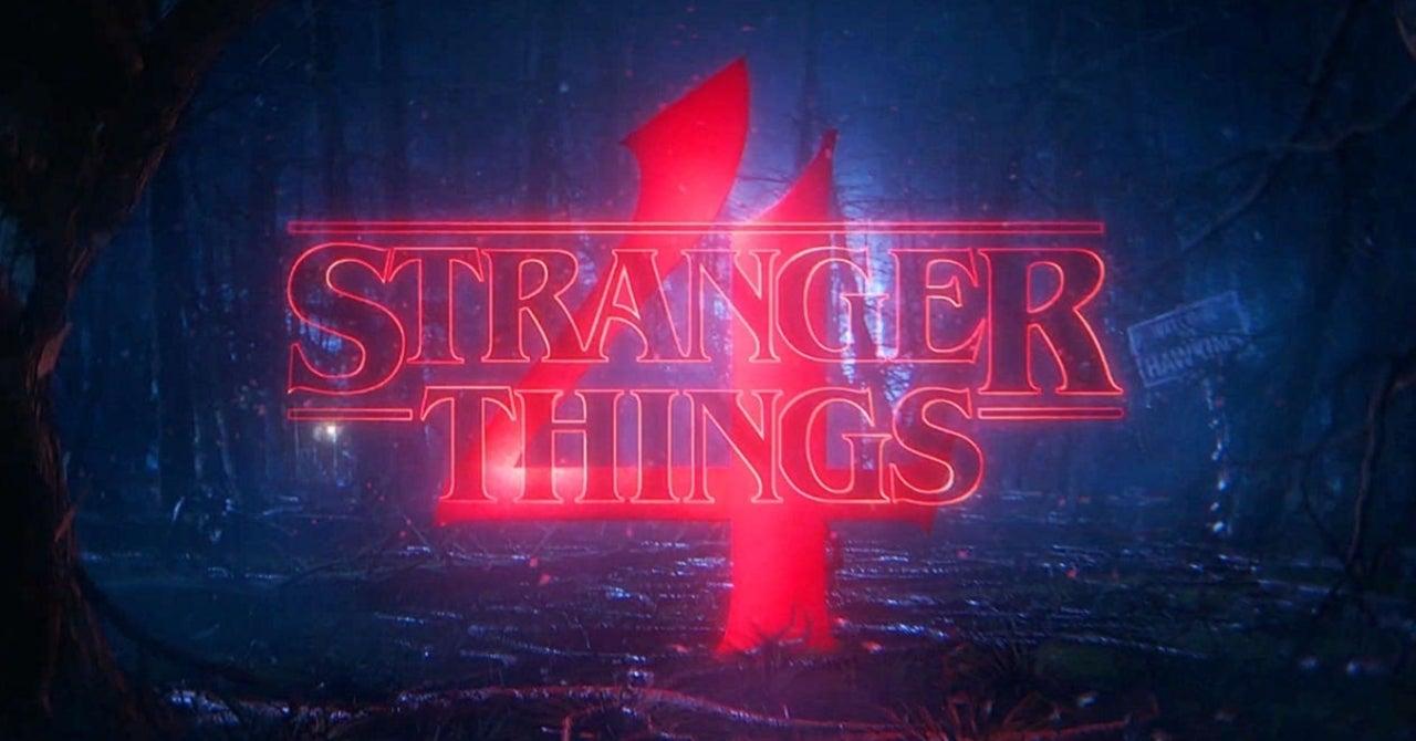 Netflix Plans to Restart Stranger Things 4 Filming Before the End of September
