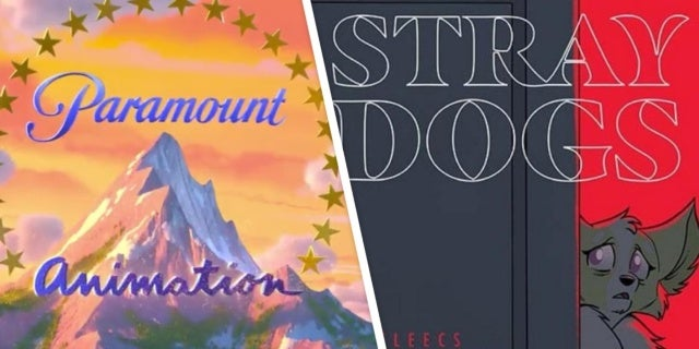 stray dogs movie image comics paramount animation