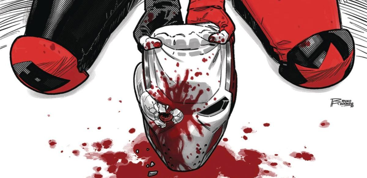 Suicide Squad #9 Review - Cover