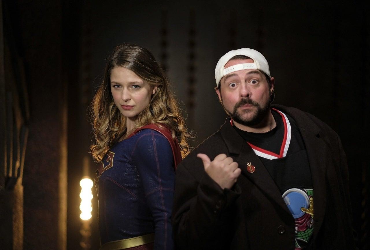 supergirl kevin smith melissa benoist