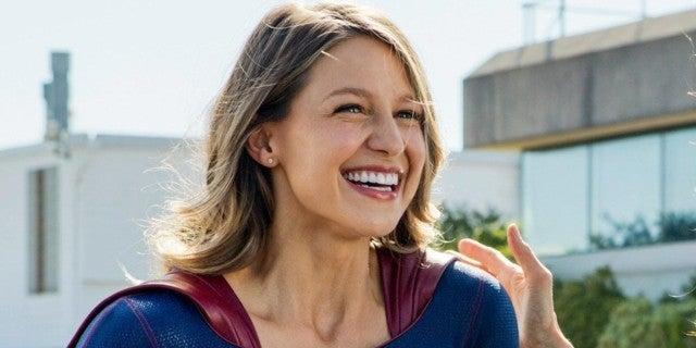 Supergirl Melissa Benoist Gives Birth Baby Son