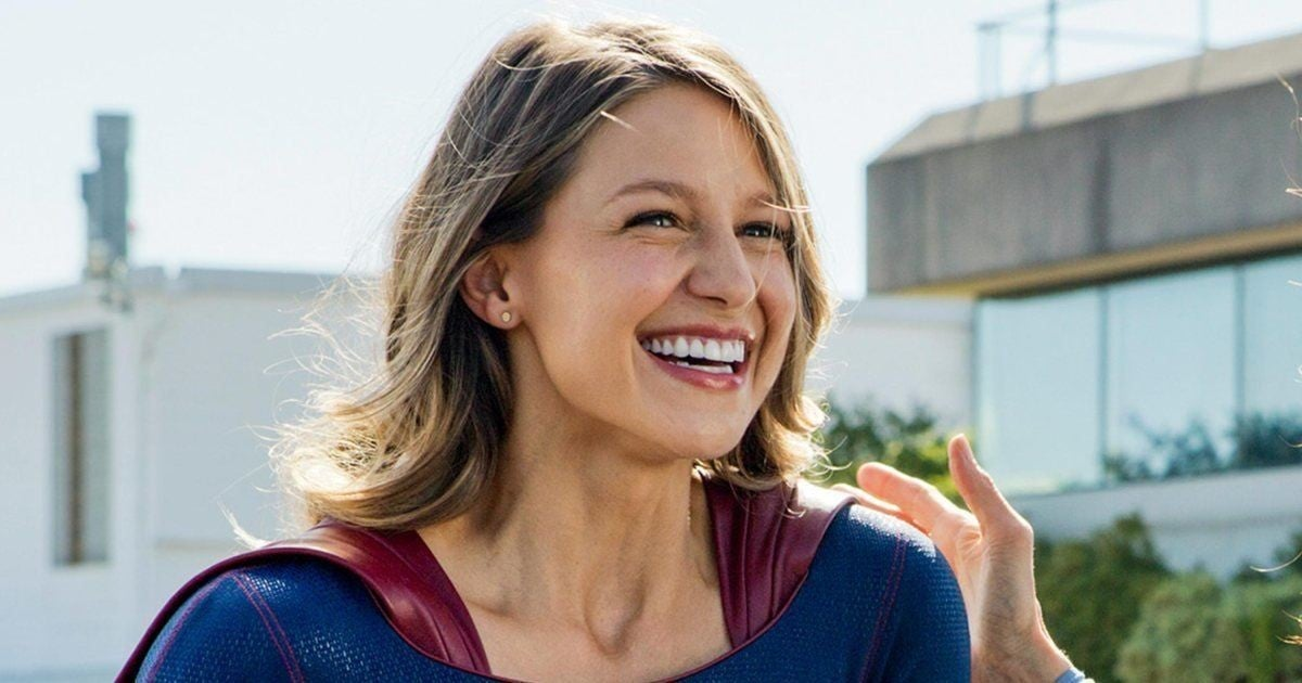 Supergirl Melissa Benoist Gives Birth Baby Son