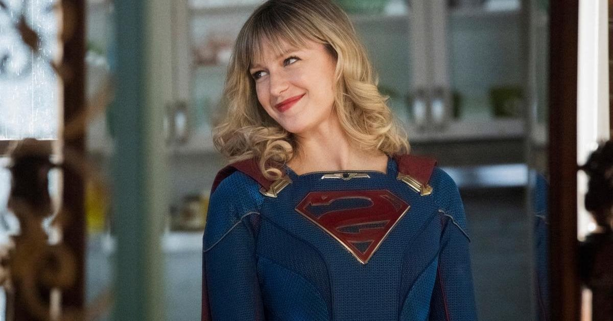 supergirl melissa benoist statement