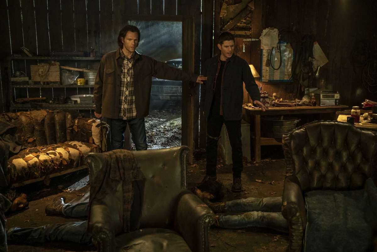 supernatural 15x14