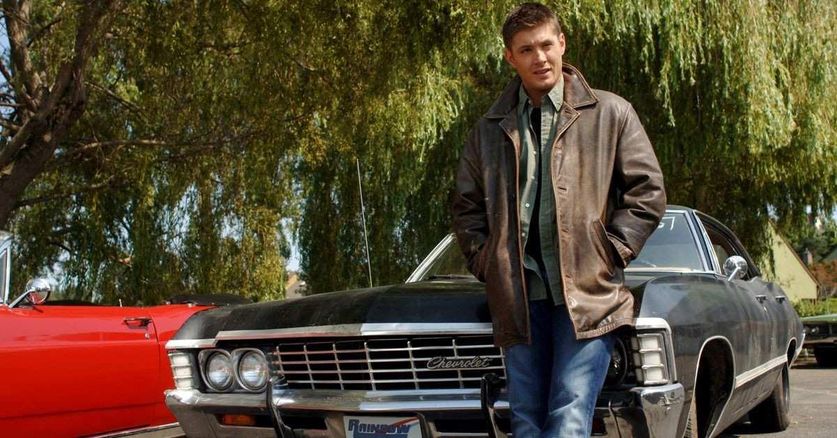 Supernatural Dean Jensen Ackles Impala