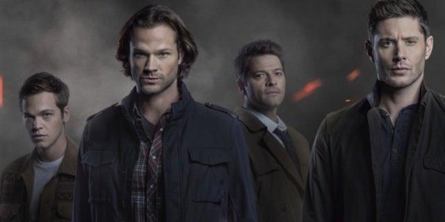 supernatural final season poster new