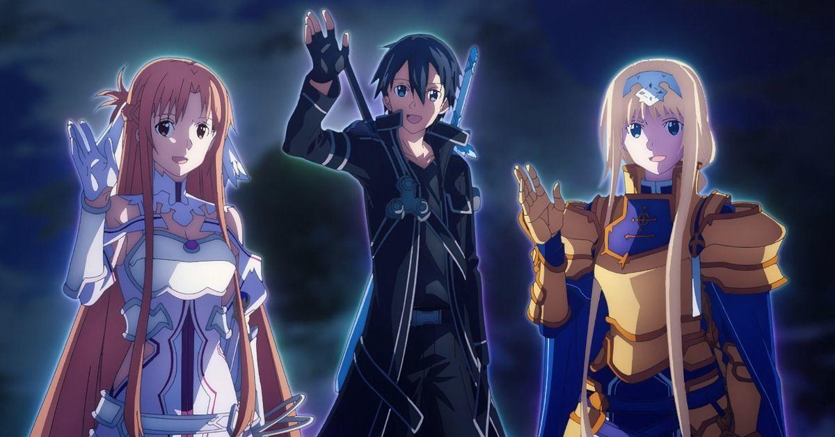 Sword Art Online Inter-Intelligence War Unital Ring Anime Tease Cliffhanger
