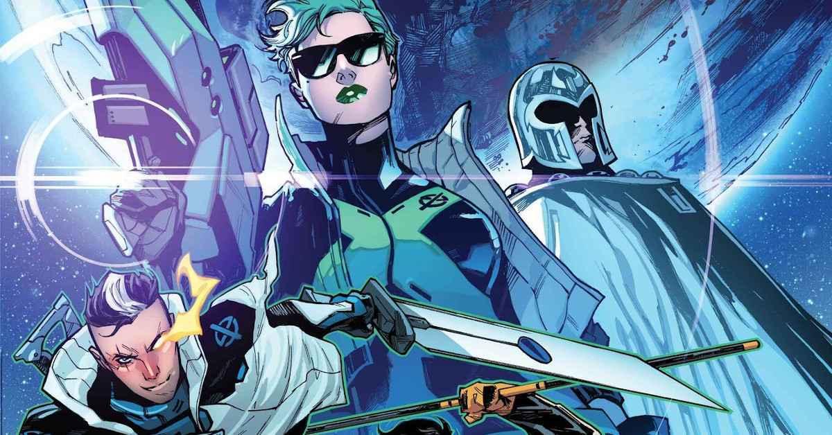 SWORD X-Men