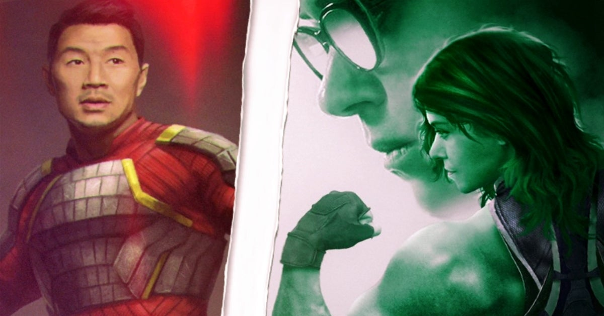 Tatiana Maslany She-Hulk Simu Liu Shang-Chi Marvel
