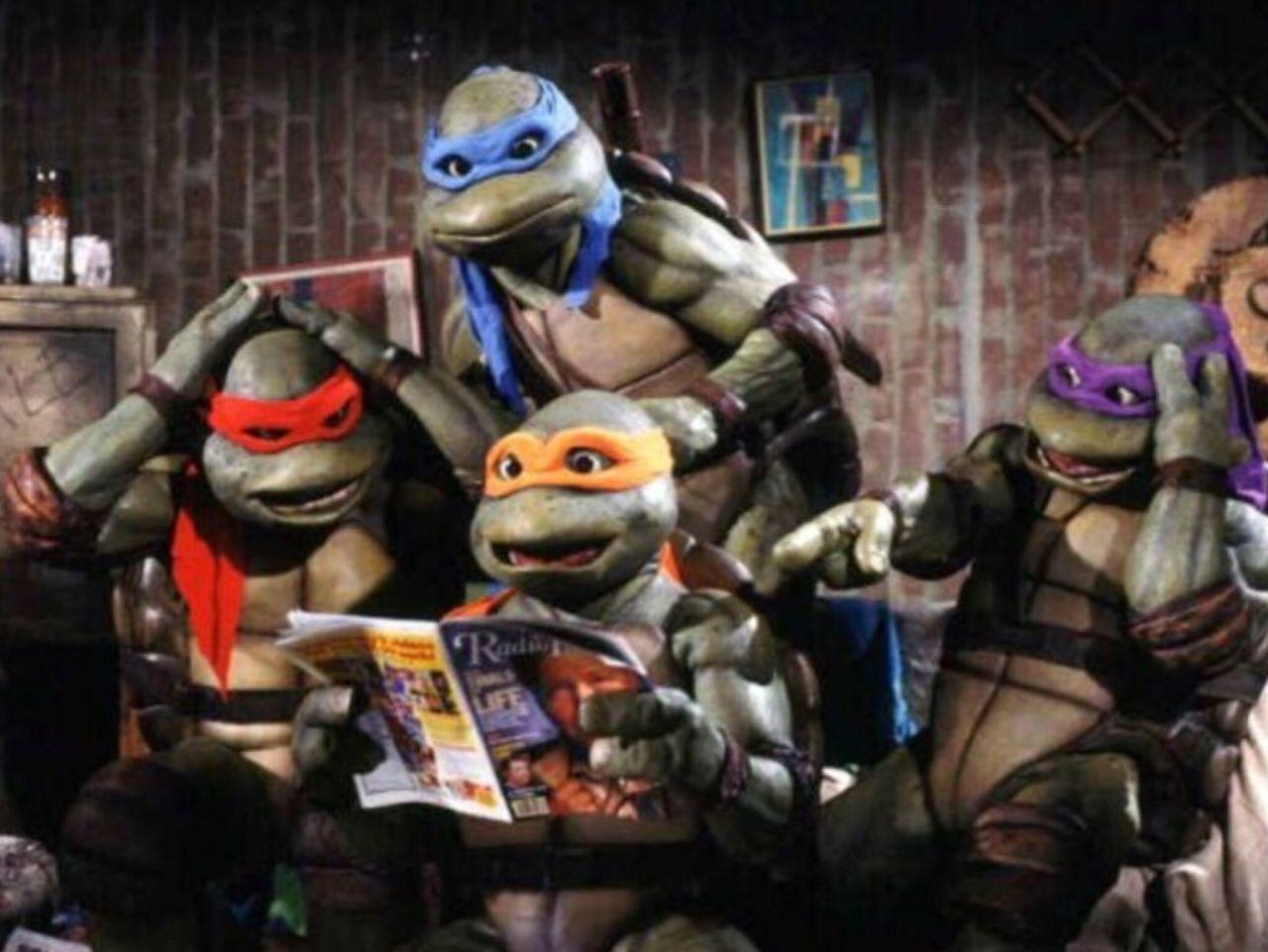 All Three Original Teenage Mutant Ninja Turtles Movies Coming to HBO Max