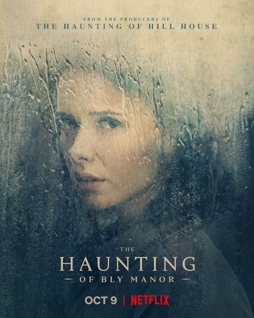 the haunting of bly manor poster amelia eve