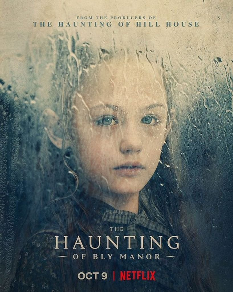 the haunting of bly manor poster amelie bea smith