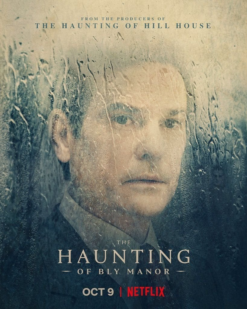 the haunting of bly manor poster henry thomas