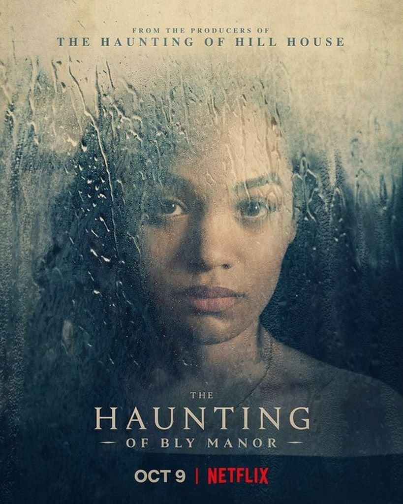 the haunting of bly manor poster tahira sharif