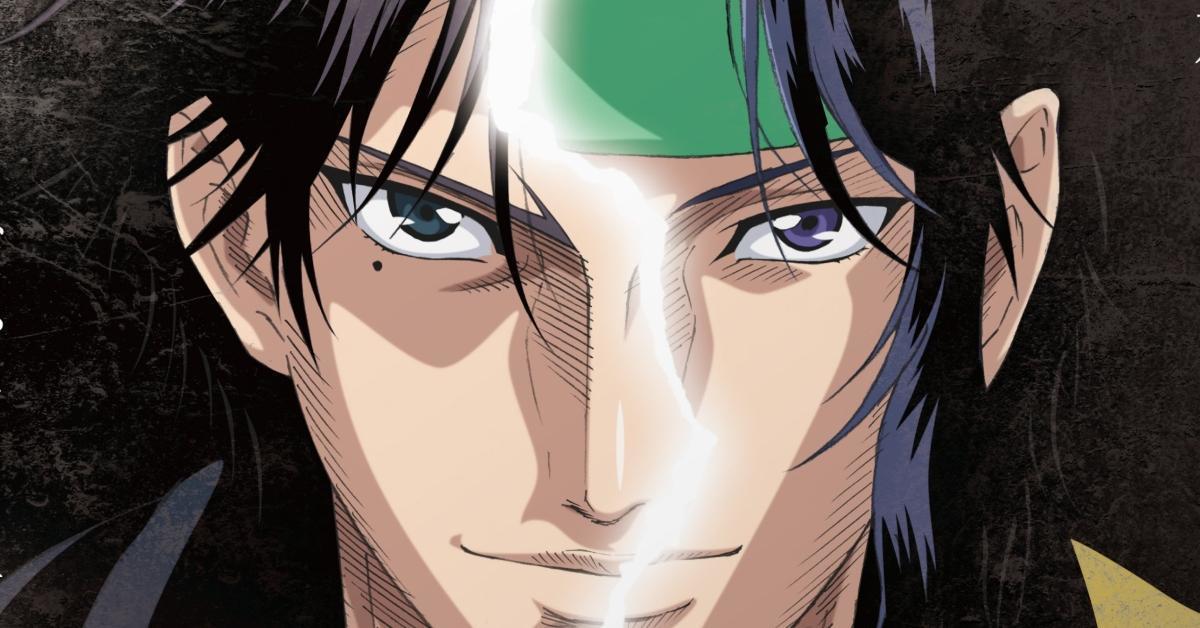 The Prince of Tennis OVA Hyotei vs Rikkai