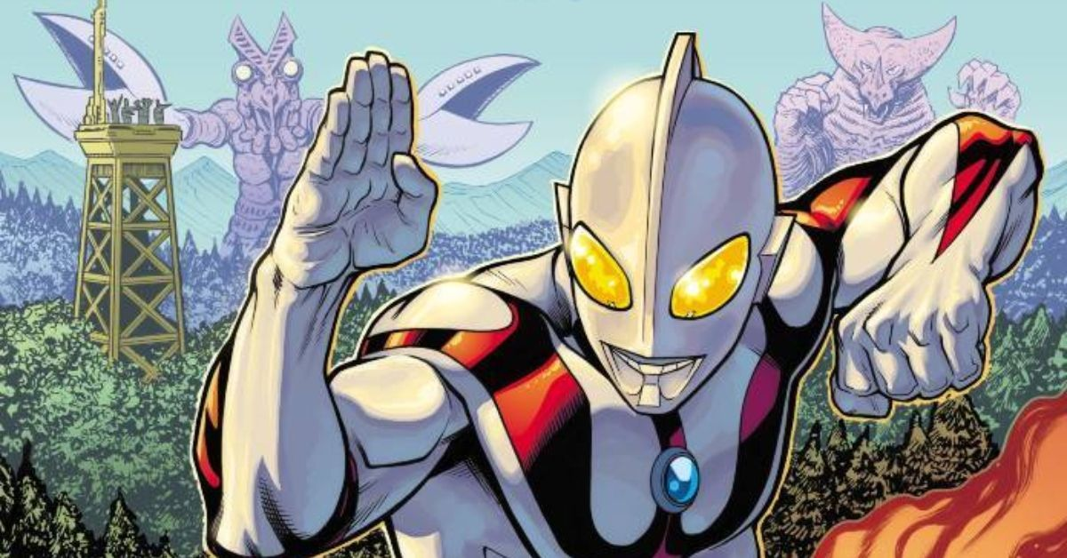 The Rise of Ultraman Marvel