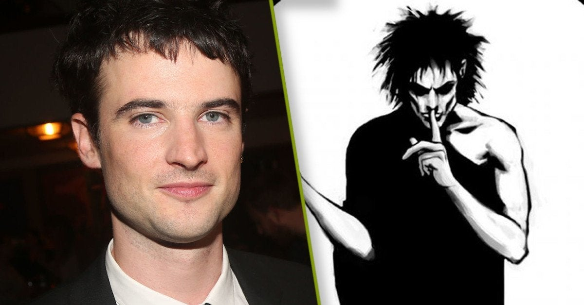 The Sandman Neil Gaiman Netflix Cast Tom Sturridge Dream Morpheus