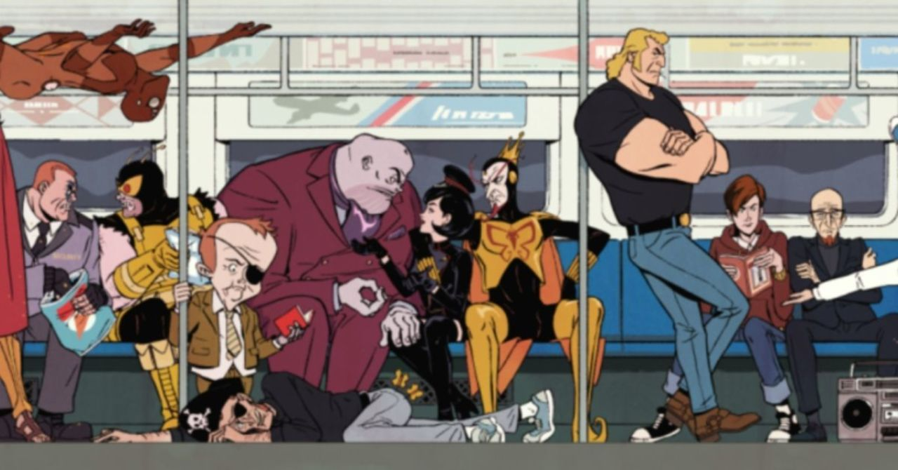 Venture Bros. Art Book Author Says Show is Cancelled