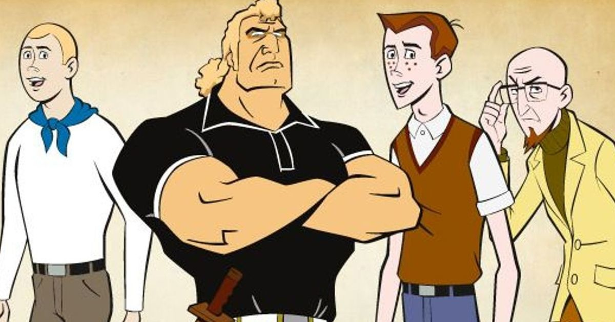 The Venture Bros Cancelled Adult Swim Statement