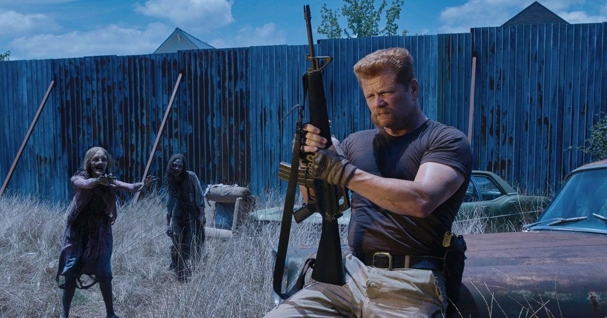 The Walking Dead Abraham Ford Michael Cudlitz