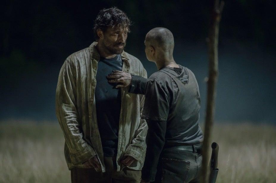 The Walking Dead Dante Alpha Juan Javier Cardenas