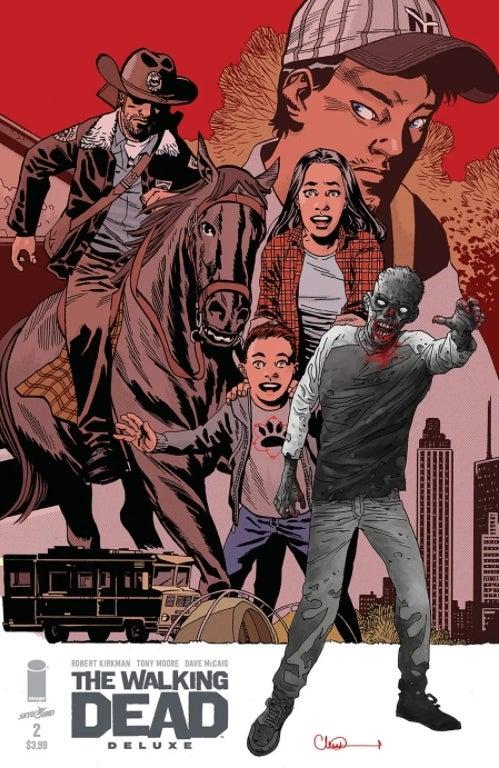 The Walking Dead Deluxe #2