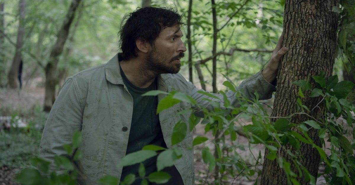 The Walking Dead Season 10 Dante Juan Javier Cardenas