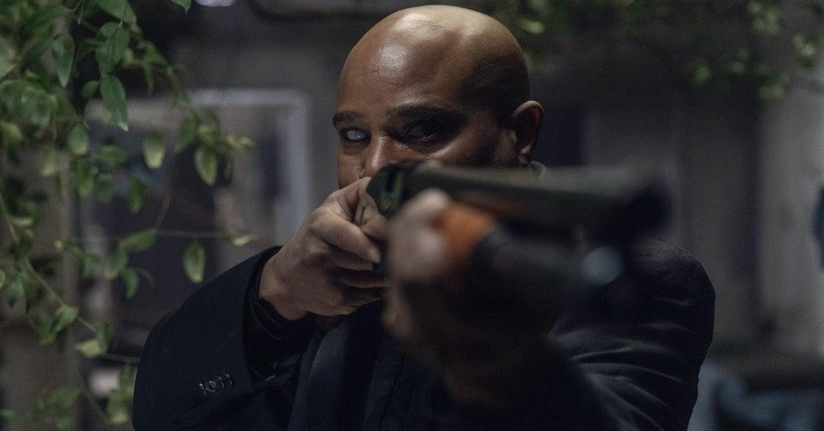 The Walking Dead Season 10 Finale Father Gabriel Seth Gilliam