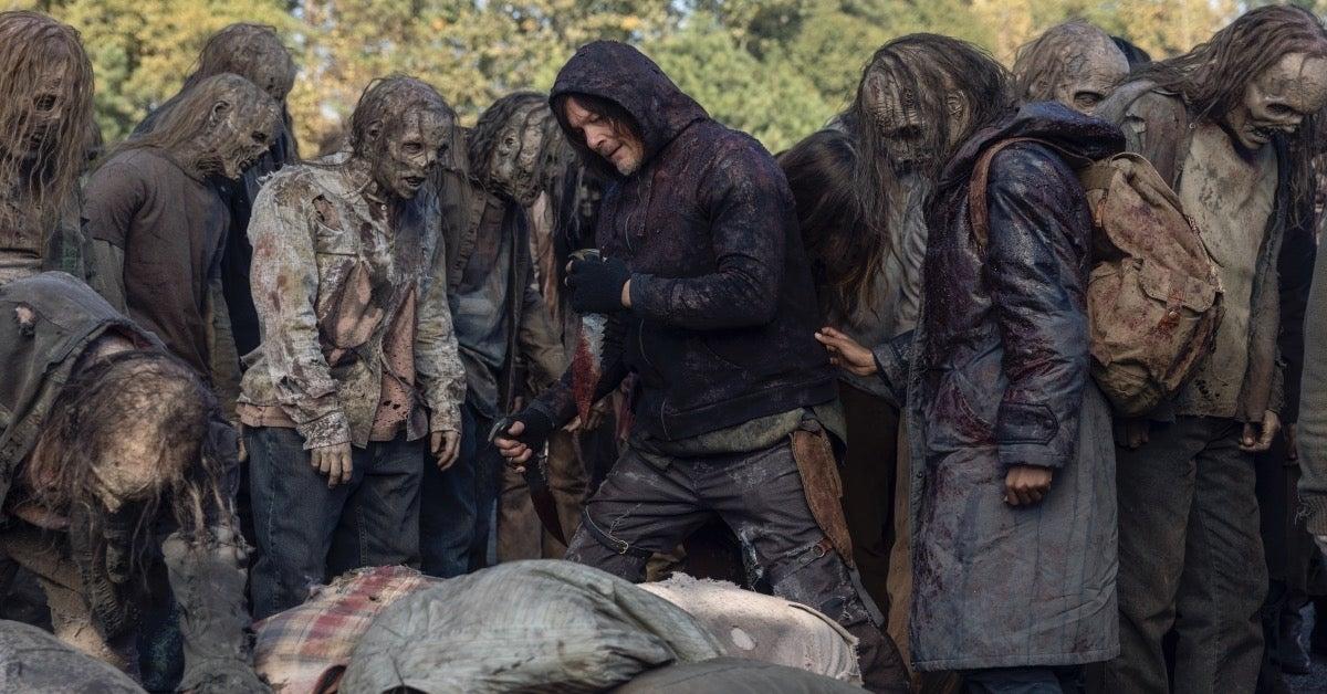 The Walking Dead Season 10 Finale Norman Reedus