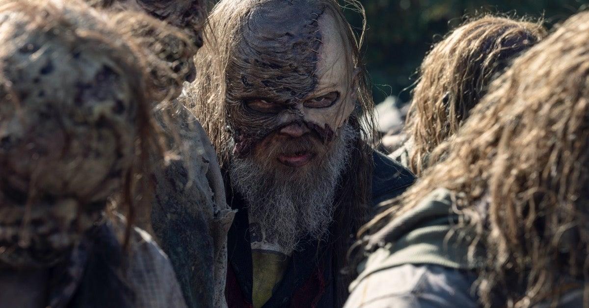 The Walking Dead Season 10 finale Ryan Hurst Beta Whisperers