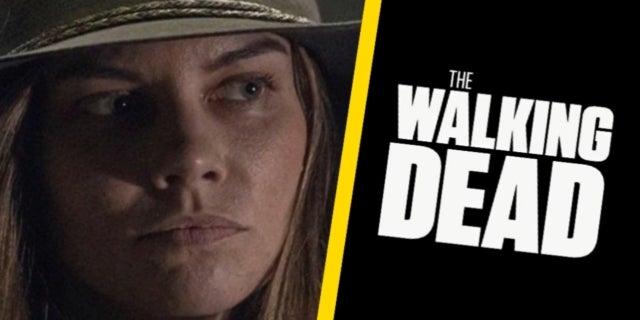 The Walking Dead Season 10 Maggie Lauren Cohan