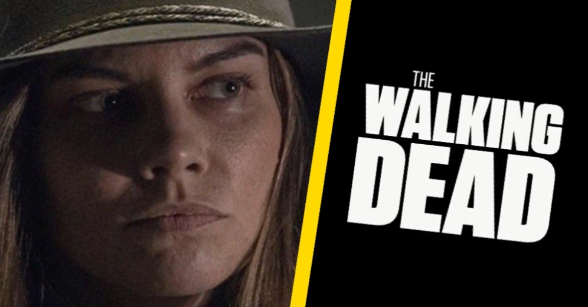 The Walking Dead Season 10 Maggie Lauren Cohan