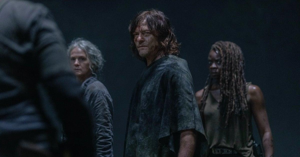 The Walking Dead Season 10 streaming