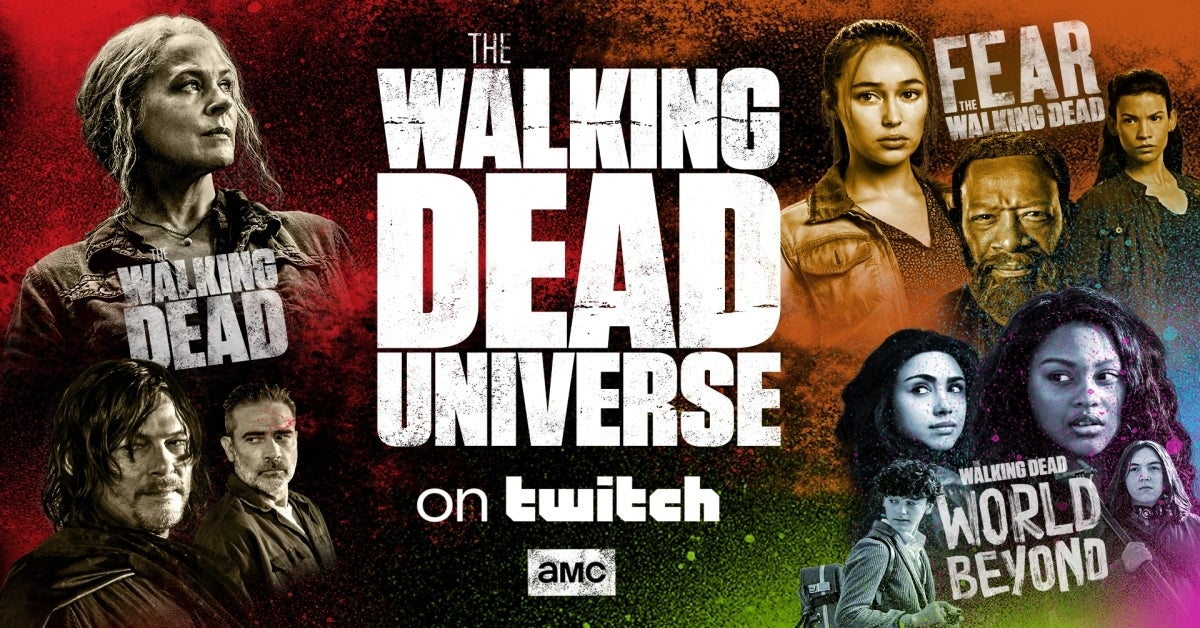 The Walking Dead Universe Channel Twitch
