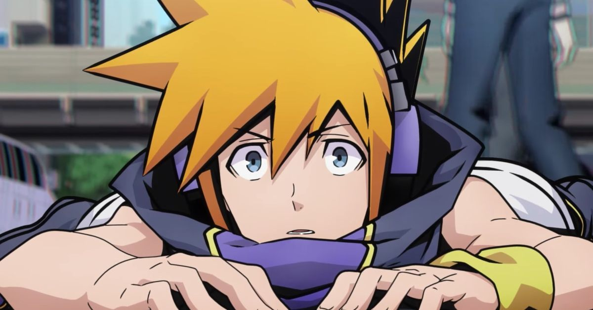 The World Ends With You Anime Trailer