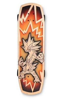 Toxitricity Skateboard