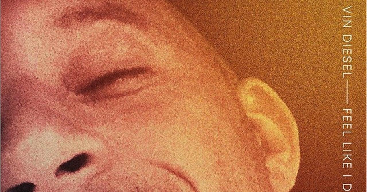 "Fast & Furious Star Vin Diesel Debuts New Music Single ""Feel Like I Do"""