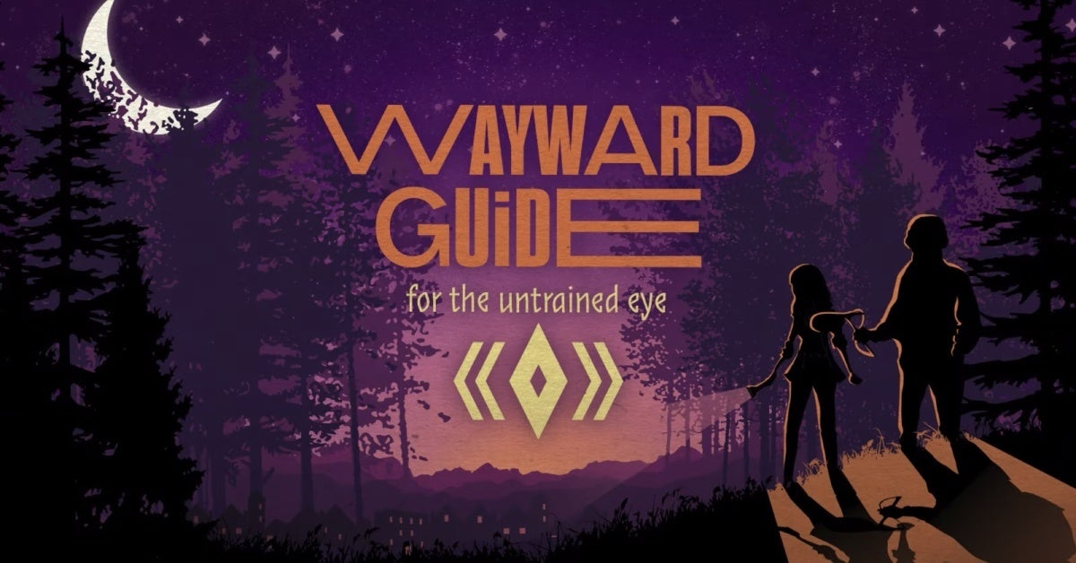 wayward guide for the untrained eye