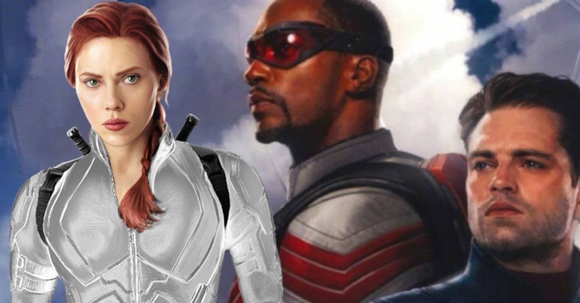 What Does Marvel Black Widow Delay Mean For Falcon and WInter Soldier