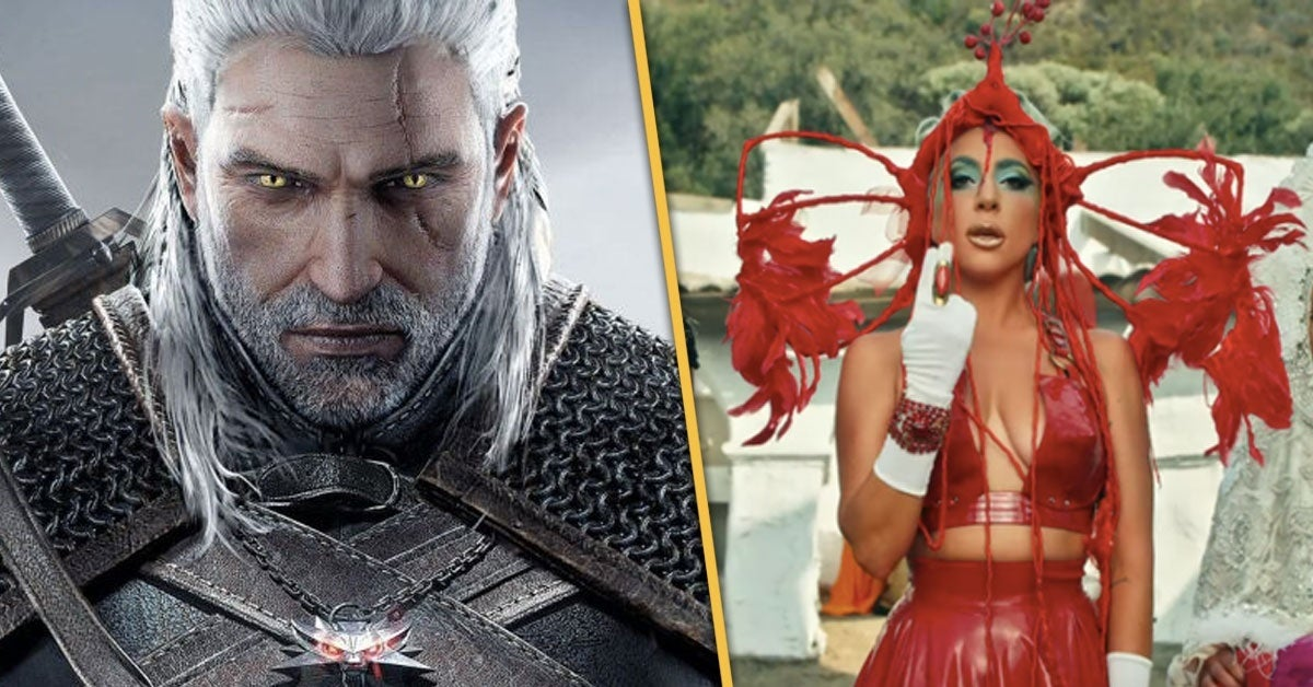 Witcher-Lady-Gaga-911-Music-Video