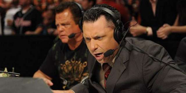 WWE Michael Cole Shut Up Michael